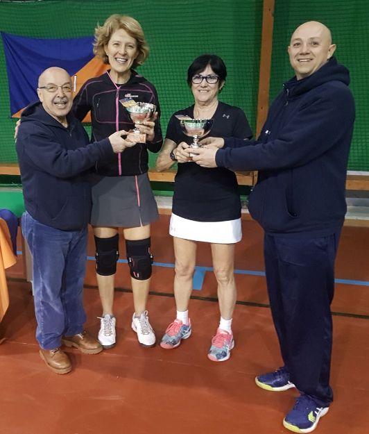 TENNIS: Torneo di Doppio Invernale maschile e femminile