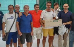 ASTRA Campione provinciale Tennis a squadre maschile