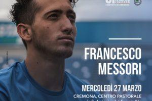 """""""Mi chiamano Messi"""": il libro di Francesco Messori"""