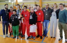 PEPO TEAM CAMPIONE 2018-2019 CALCIO A 5 DISABILI