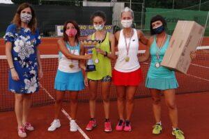 """Memorial Adriano Guarreschi"" – Tennis a squadre femminile"