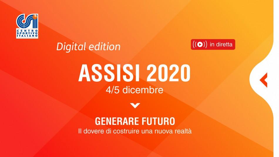 Assisi 2020 digital edition