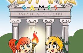 """""""Olympia Games"""" –   L'estate a 5 cerchi"""